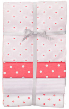 Carter's 4-Pack Receiving Blankets
