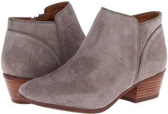 Clarks Spye Hale (Black Suede) - Footwear