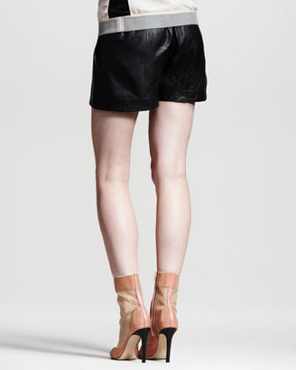 Reed Krakoff Leather Boxer Shorts