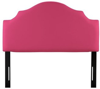 Upholstered Arched Headboard (Full)