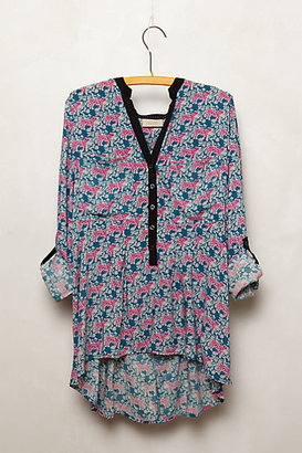 Anthropologie Honore Buttondown