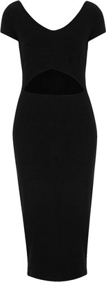 Topshop Cutout Body-Con Dress