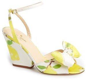 Kate Spade 'iberis' Wedge Sandal