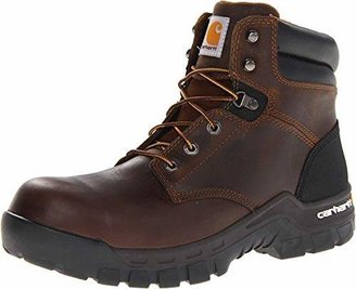 """Carhartt Men's 6"""" Rugged Flex Waterproof Breathable Composite Toe Leather Work Boot CMF6366"""