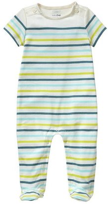 Gap Footed button one-piece