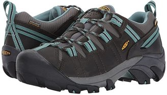 Keen Targhee II (Black Olive/Mineral Blue) Women's Hiking Boots