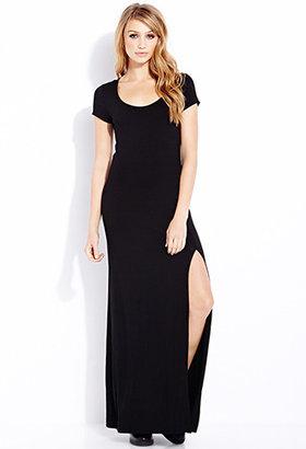 Forever 21 Basic Maxi Dress