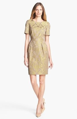 Lafayette 148 New York 'Lunella - Indochine Jacquard' Dress