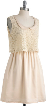Tulle Ivory Now and Then Dress