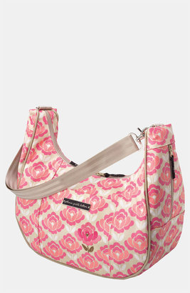 Petunia Pickle Bottom 'Touring Tote' Chenille Diaper Bag