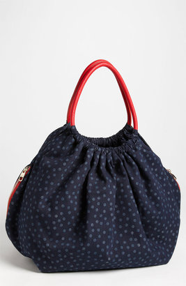 RED Valentino Denim Hobo