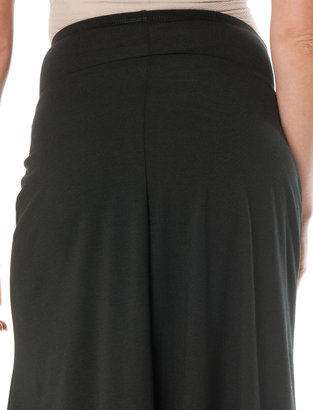 Motherhood Self Belly Relaxed Fit Maternity Skirt