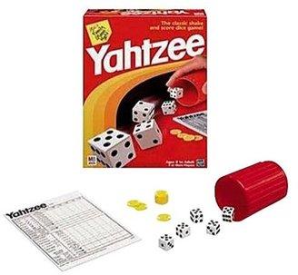Hasbro Games Yahtzee