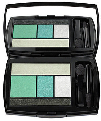 Lancôme Les Yeux Doux Limited Edition Eye Palette Eye Brightening All-In-One 5-Shadow & Liner