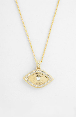 Nadri Eye Pendant Necklace (Nordstrom Exclusive)
