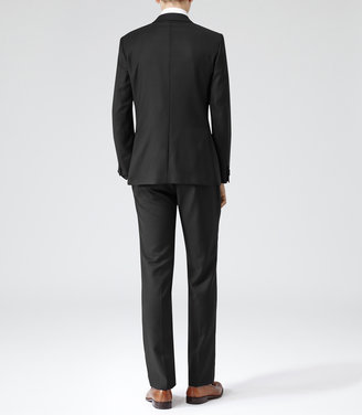 Reiss Heaver TAILORED SUIT WITH NOTCH LAPELS