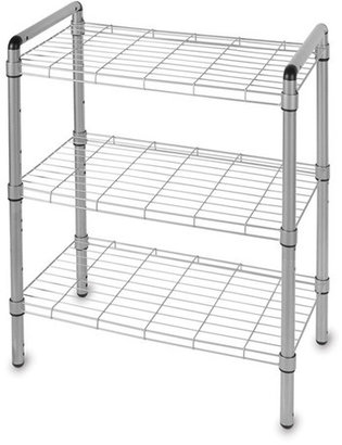 SLVR The Art Of Storage Three Tier Quick Rack Tone