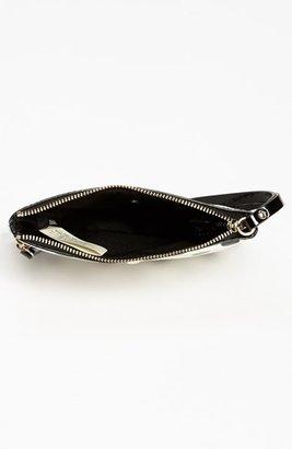 Kate Spade 'carlisle Street - Bee' Leather Wristlet