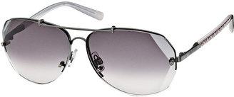 Swarovski Atomic Black Sunglasses