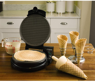 Chef's Choice Deluxe Waffle-Cone Express Kit