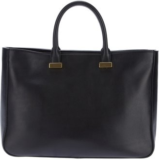 The Row leather tote