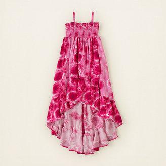 Children's Place Tie dye high-low dress