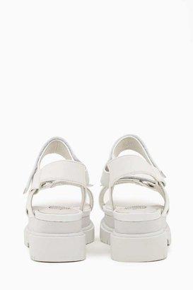 Nasty Gal Jeffrey Campbell Mayview Platform Sandal