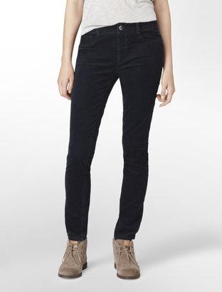 Calvin Klein Skinny Corduroy Pants