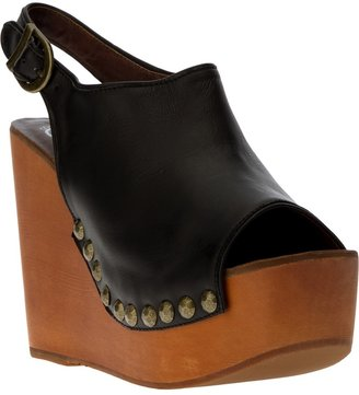 Jeffrey Campbell 'Snick' studded wedge