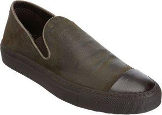Rocco P. Cap Toe Slip-On Sneaker