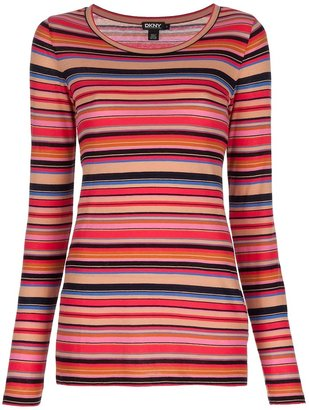 DKNY Striped top