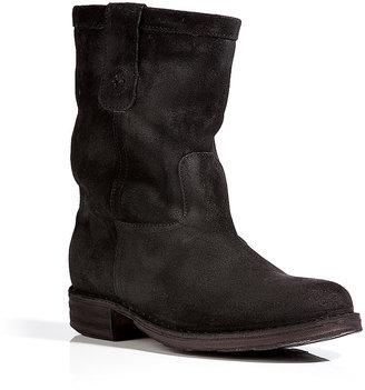 Fiorentini+Baker Fiorentini & Baker Suede Boots in Black