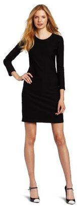Cynthia Rowley Women's Slit Elbow Dress