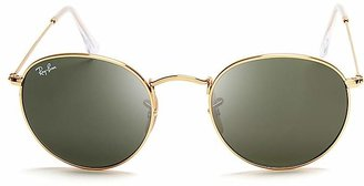 Ray-Ban Round Sunglasses, 50mm $150 thestylecure.com