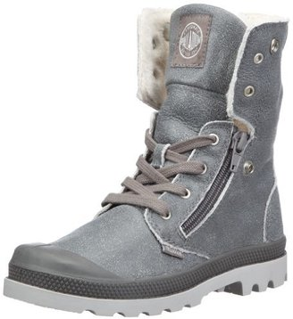 Palladium Baggy Leather S 2 Boot (Toddler/Little Kid/Big Kid)