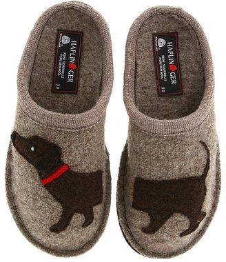 Haflinger - Doggy Slipper Women's Slippers $86 thestylecure.com