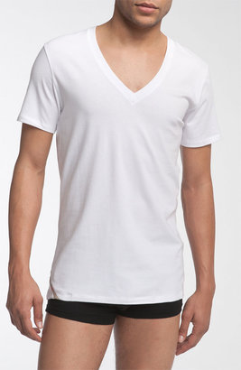 Diesel Deep V-Neck T-Shirt
