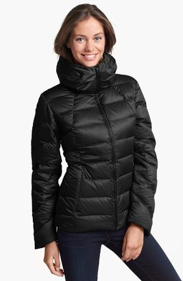 Patagonia 'Downtown Loft' Hooded Down Jacket