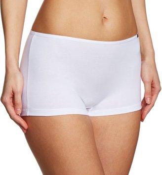 Skiny Women's Essentials Underwear - White - Wei (0500 WHITE) - 12 (Brand size: 38)