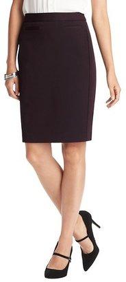 LOFT Custom Stretch Pencil Skirt