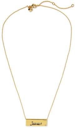 Rebecca Minkoff Taurus Pendant Necklace