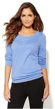 New York & Co. Love, NY&C Collection - Scoopneck Pullover