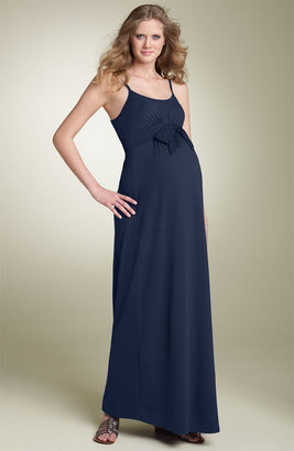 LA Made Maternity 'Maxine' Tissue Weight Jersey Dress