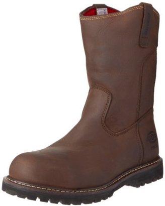 Dickies Men's Bailer Steel-Toed Work Boot
