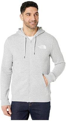 The North Face Half Dome Full Zip Hoodie (TNF Black) Men's Sweatshirt