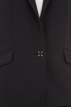 Alexander Wang Blazer with Cross-hatch Detail