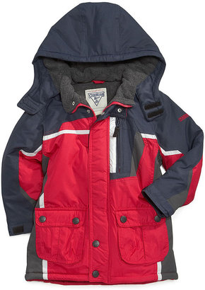 Osh Kosh Kids Jacket, Little Boys Hooded Jacket