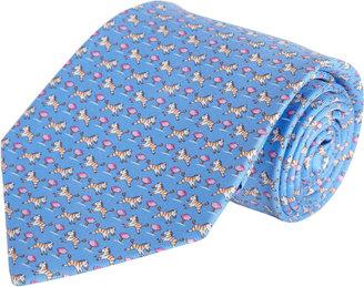 Salvatore Ferragamo Zebra Tie