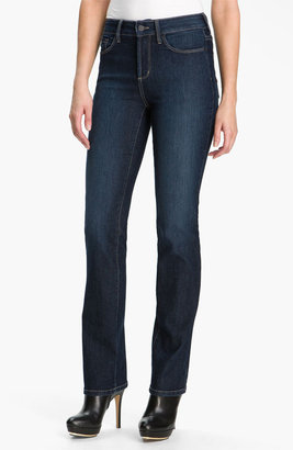 Not Your Daughter's Jeans NYDJ 'Marilyn' Straight Leg Stretch Jeans (Petite)