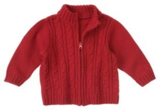 Crazy 8 Cable Cardigan